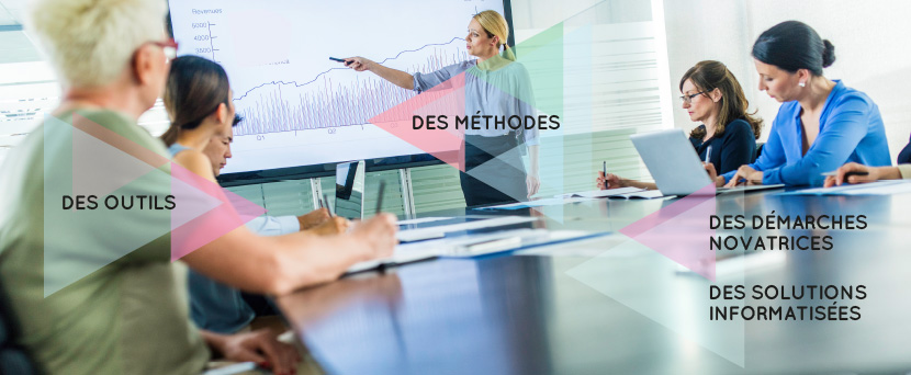 methodes, outils, démarches, solutions...