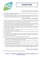 Charte Qualité MQS